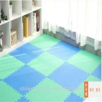 Buy cheap Plain interlocking EVA soft foam exercise floor mats product