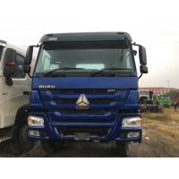 China Blue HOWO Tractor Head Truck / 6x4 Tractor Units 6900*2550*3400mm ZZ4257V3241W on sale