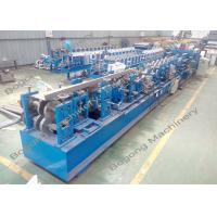 Buy cheap Auto Change Size Cz Purlin Machine For Galvanized Steel Sheet product