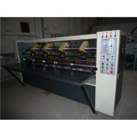 China VBSC Thin Blade Slitting and Creasing Machine on sale