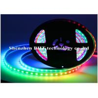 Buy cheap Addressable Rgb Led Strip Waterproof , 74 LEDs Led Strip Light Tape DC5V SK6812 SMD 5050 product