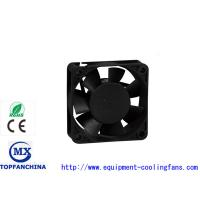 Buy cheap Waterproof DC Axial Fans 60MM , Blushless Axial Industry Exhaust Fans from Wholesalers