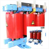 Buy cheap 10kV - 100kVA Dry Type Transformer Cast Resin Two Winding Three Phase product