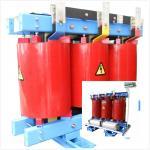 Buy cheap 10kV - 160 KVA Dry Type Transformer Explosion Proof Dry Type Distribution Transformer product