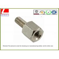 Buy cheap Cnc Turning Stainless Steel Machining SS Fastener Male Female Standoff Thread Bolts product