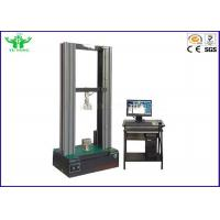Buy cheap ISO6892 EN10002 Universal Tensile Testing Equipment Electro - Hydraulic Control product
