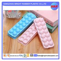 Buy cheap Different Colors Silicone Molded Parts Mould For Making Cold Drinks Daily Life product