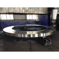 Buy cheap Tube sheet production, diameter 1m, tube sheet processing, tube sheet drilling and milling product