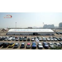 China Low Price Aluminum Hajj Tent For Sale, White Color Custom Design Wholesale For Ramadan on sale