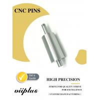Buy cheap Turned CNC Stainless Steel High Precision Tolerance Parts Custom Size 42CrMo product