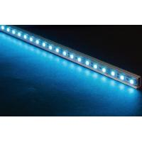 Buy cheap SMD 3528 SMD RGB LED Strip Light 4 Mm Width Epistar Chip With Aluminum Housing product