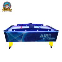 Buy cheap Indoor Arcade Game Machines Coin Operated Mini Hockey Table Adjustable Light product