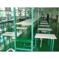 Buy cheap Conveyor Belt Electronics Assembly Line Aluminum Frame High Efficiency product