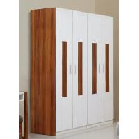 China Beautiful And Generous Full Bedroom Furniture Sets Four Door Wardrobe on sale
