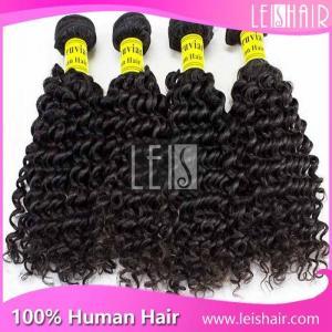 Tangle Free Top quality Virgin Curly Peruvian hair