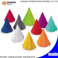 Blue Over Spray Epoxy Resin Powder Coating Exceptional Protective Properties