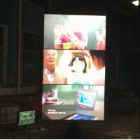 Buy cheap 3 face Rotate Led Billboard Advertising Creative LED Display product