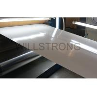 Buy cheap 1020mm Width PVDF Color Coated Aluminum Coil , Pre - Painted Aluminum Gutter Coil product