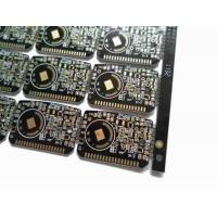Buy cheap Double Sided FR4 PCB with Black Solder Mask product