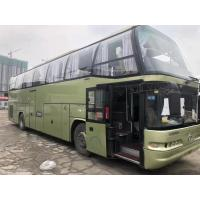 Buy cheap 2014 Year Beifang Used Coach Bus 6128 Model 57 Seats WP Engine Middle Door With Airbag / Toilet product