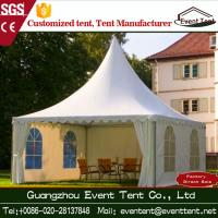 Buy cheap Aluminum A frame tent for 400 people luxury wedding marquee pagoda party from Wholesalers