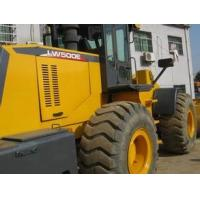 Buy cheap 5000KG LW500E Earthmoving Machinery Wheel Loader With double pump interflow product