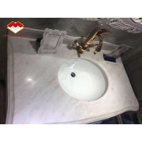 Buy cheap Rose Rainbow Backlit Jade Onyx Slab For Table Top 220cm Length from wholesalers