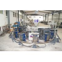 Buy cheap One / Two Color PVC boots Making Machine , Rotary boots Factory Production Line  product