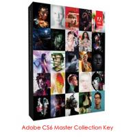 China CS6 License Key For Adobe Creative Suite 6 Master Collection on sale