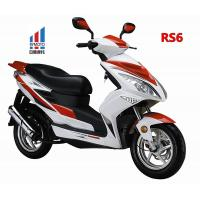 China 125cc gas  scooters motorcycle  RS6 EEC on sale