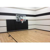 Buy cheap Anti - Slip Sports Wooden Flooring , Maple Hardwood Basketball Indoor Court from Wholesalers