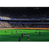 Buy cheap Electronic Digital Football Field Advertising Signs P10 10mm , 12.5mm product