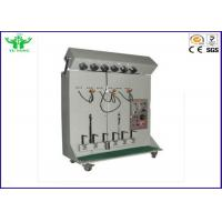 Buy cheap 0 ~ 99 Min Adjustable Wire Testing Equipment Cable Abrupt Pull Testing Machine >1000KN product