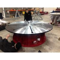 Buy cheap Inverter Controlled Rotary Welding Positioner for Welding / Grinding / Positioning product