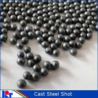 China blasting shot S660 made in China with good quality using steel scrap and alloy steel on sale