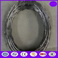 Buy cheap CBT65 5kgs /coil stainless steel razor barbed wire product