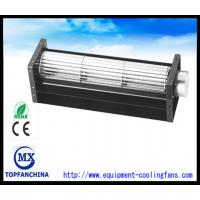 Buy cheap DC Elevator Cross Flow Fan 60mm X 120mm Refrigerator Cooling Fan with CE and ROHS metal frame and impeller product