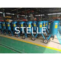 Buy cheap Longlife Portable Sand Blasting Machine , Mobile Sandblasting Equipment product