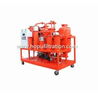 Buy cheap Waste Lube Oil Recycling System, Lube Oil Vacuum Dehydration Machine, Fulids Treatment Plant, impurity remove product