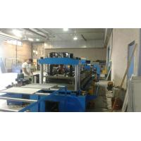 Buy cheap CE ISO SGS Low Noise Sheet Metal Forming Machine Shelf Metal Shelves Making product