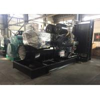Buy cheap China Brand Wuxi Power 1000KVA Industrial Diesel Generator 1500RPM 50Hz product