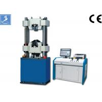 Buy cheap 600KN / 60T Universal Testing Machine for Metal Tensile Test Strength Equipment from Wholesalers