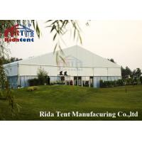 Buy cheap Heated Cold Weather Wedding Event Tents , Stable Structure Outdoor Party Tents product