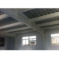 Buy cheap Pre Engineering Steel Structure Platform Easy Construction 50 Years Service Life product