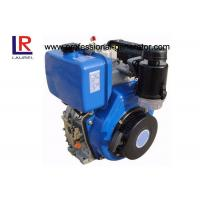 Buy cheap 173F Four Stroke 5HP Industrial Diesel Engines Air Cooled Diesel Powered Engine product