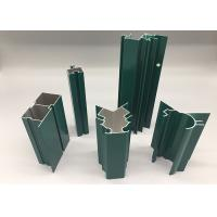 Buy cheap Industrial Powder Coated Aluminium Frame , Mill finished Extruded Aluminum Shapes product