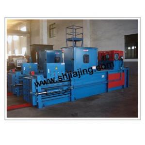 Buy cheap Horizontal hydraulic baler machine product