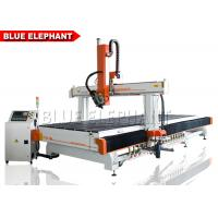 China ELE 2050 ATC woodwork cnc router machine , 4 axis wooden carving machine with cnc machine price on sale