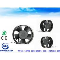 Buy cheap Round EC Axial Fan Explosion Proof 6.7 Inch 220V Brushles 172mm x 51mm from wholesalers