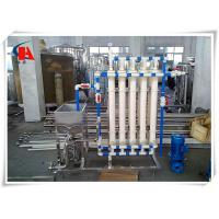 Quality Easy Operation Commercial Ro System For Mineral Water Production Line for sale